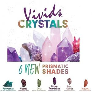 Pravana Crystals New Hair Dyes
