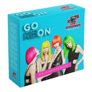 crazy color neon uv hair dyes