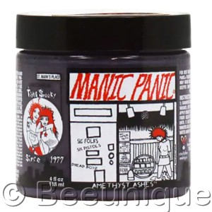 Manic Panic Discontinued Colours