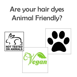 Animal Friendly Hair Dyes