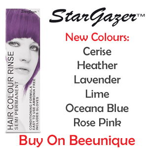 Stargazer New Hair Colours