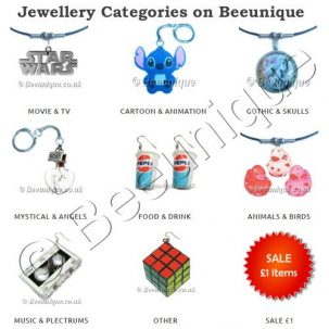 Beeunique sells Jewellery too!