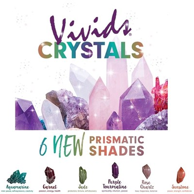 Pravana Crystals New Hair Dyes