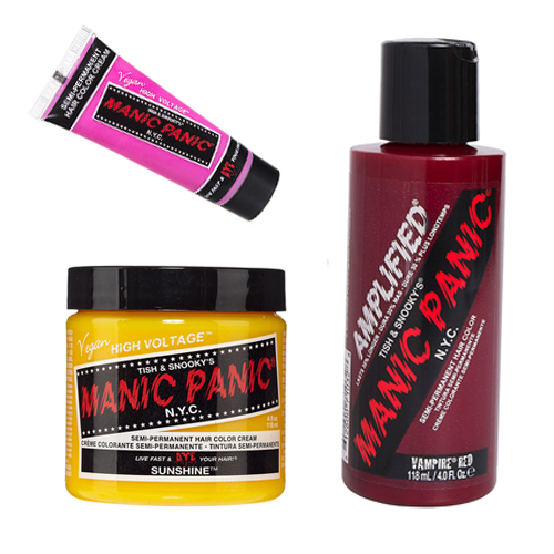 Manic Panic Amplified Colours