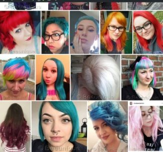 Hair Dye Gallery – New Photos June 2019