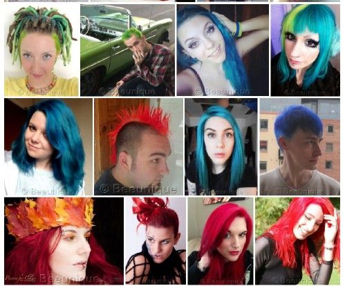 New Photos July 2019 – Hair Dye Gallery