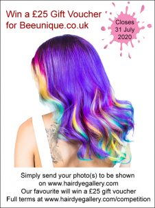 Hair Dye Gallery Competition