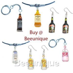 Alcohol Jewellery